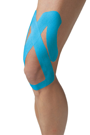 Spidertech and Kinesiology taping